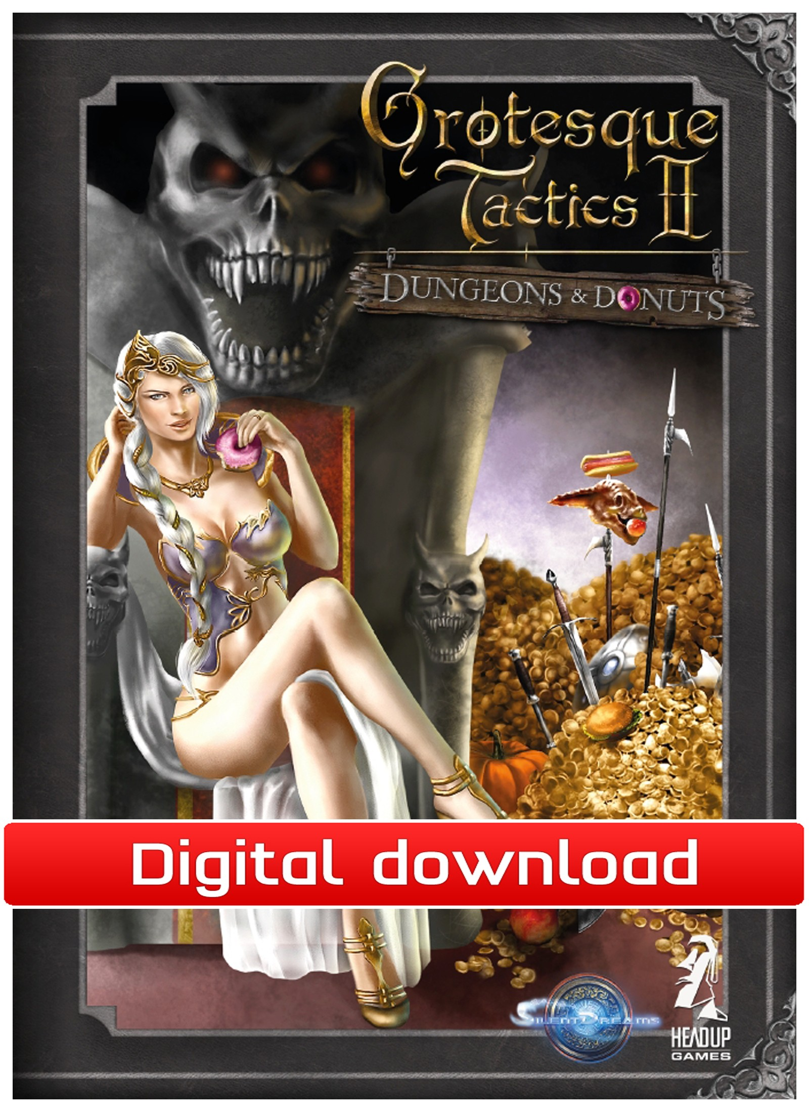 Grotesque tactics 2 nude skins adult movie
