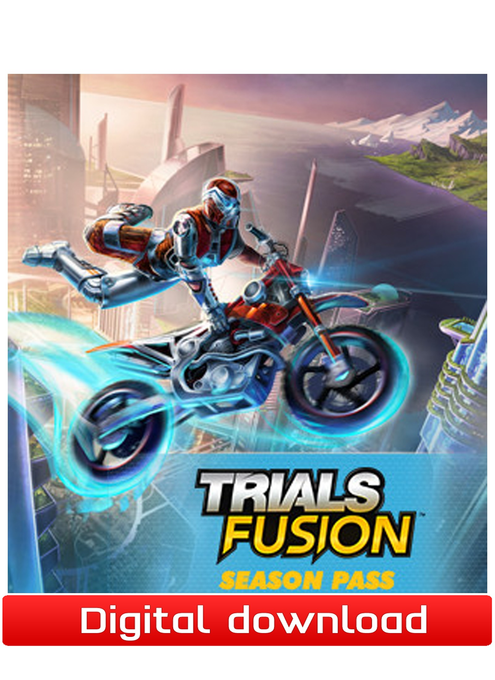 34803 : Trials Fusion - Season Pass (PC nedlastning)