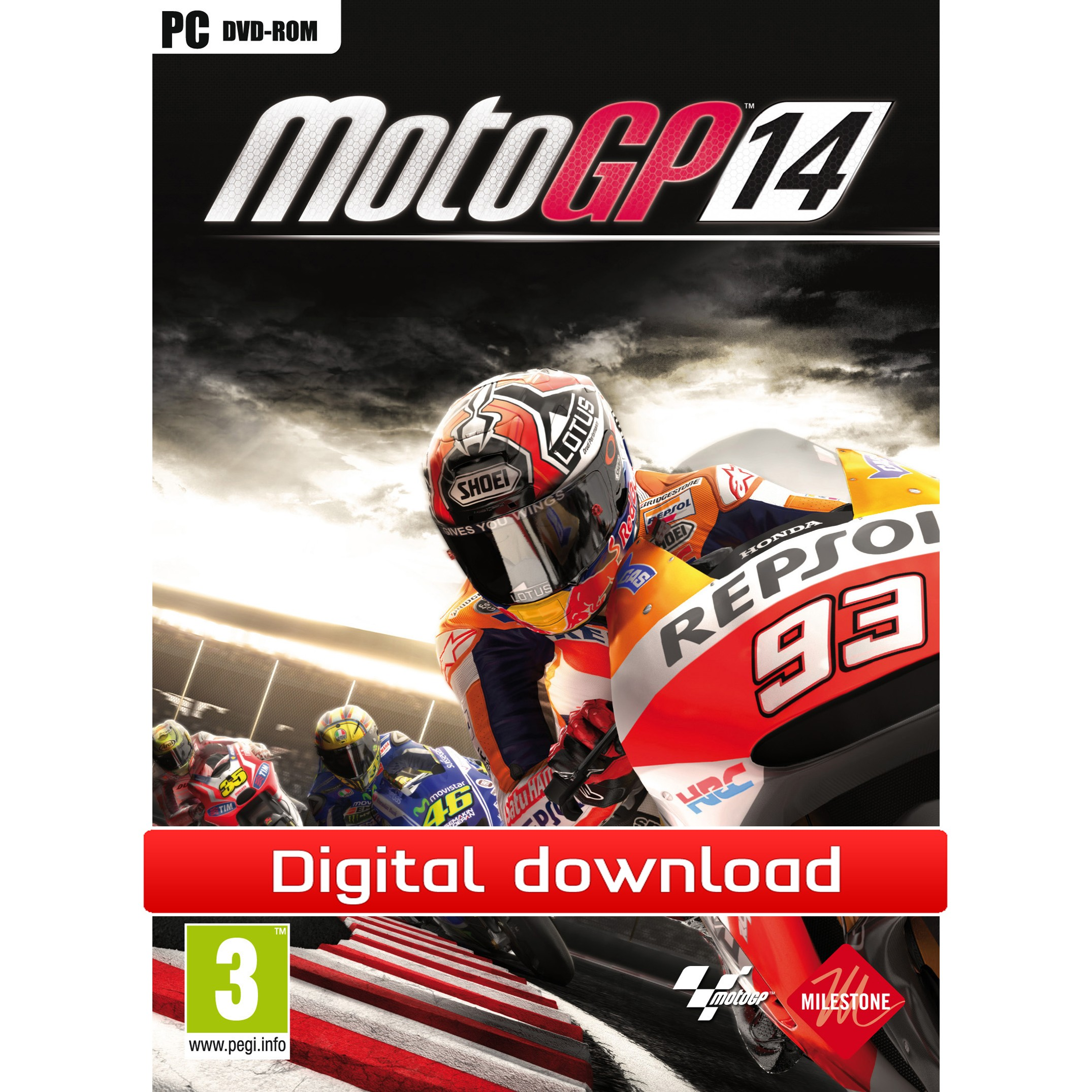 35321 : MotoGP 14 Season Pass (PC nedlastning)