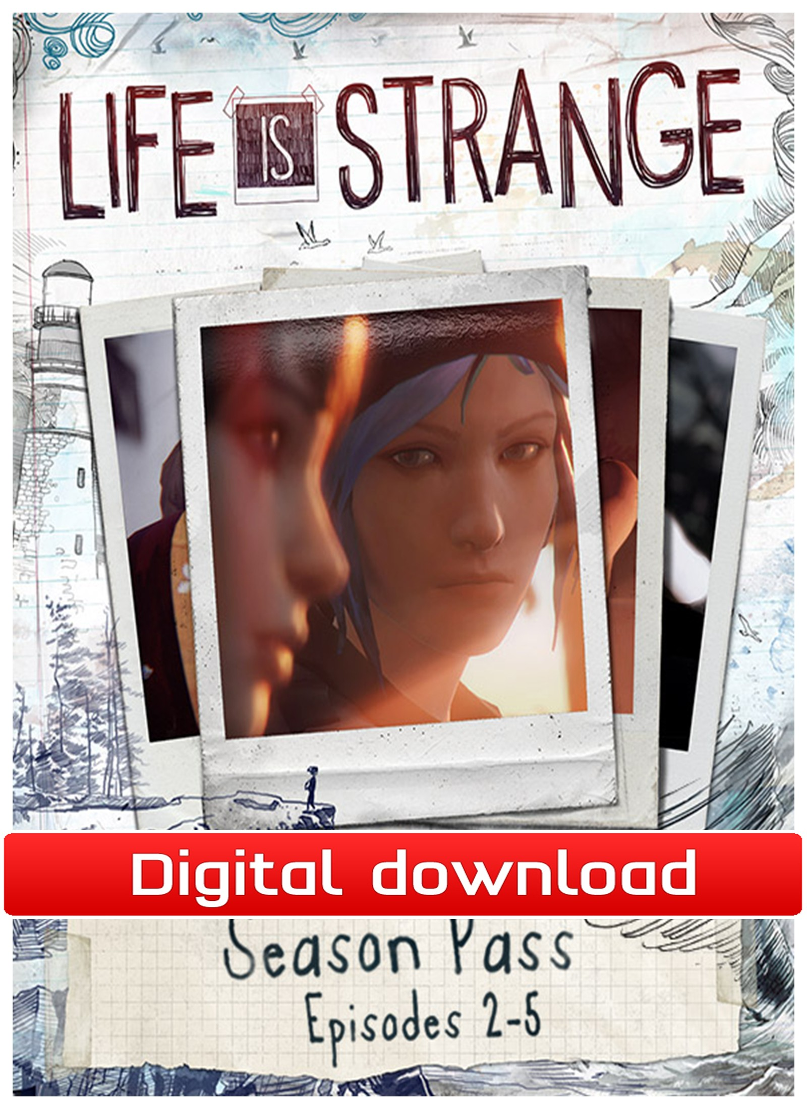 36755 : Life Is Strange Season Pass Episodes 2-5 (PC nedl)