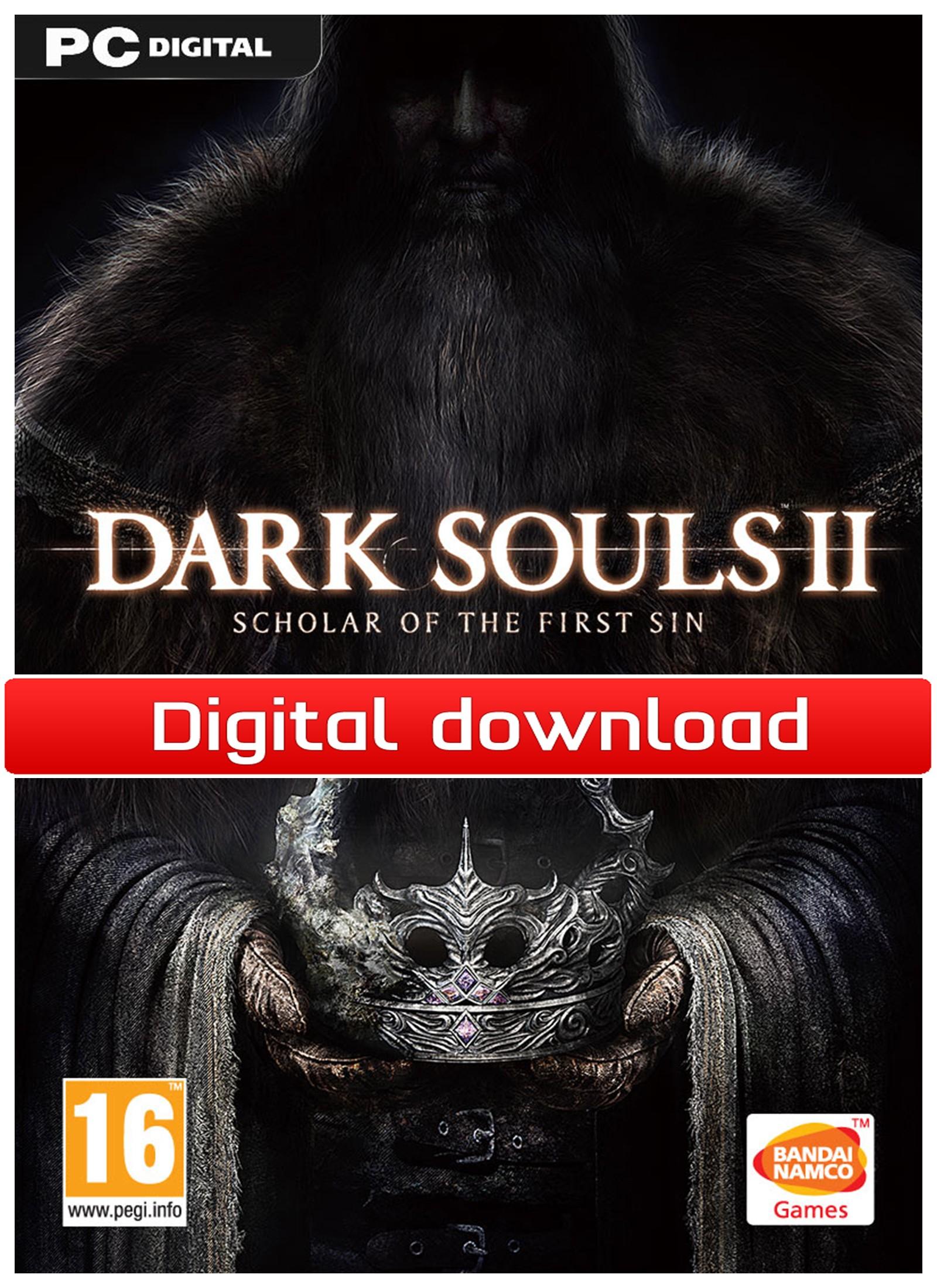 36973 : Dark Souls 2: Scholar of the First Sin (PC nedlastning)
