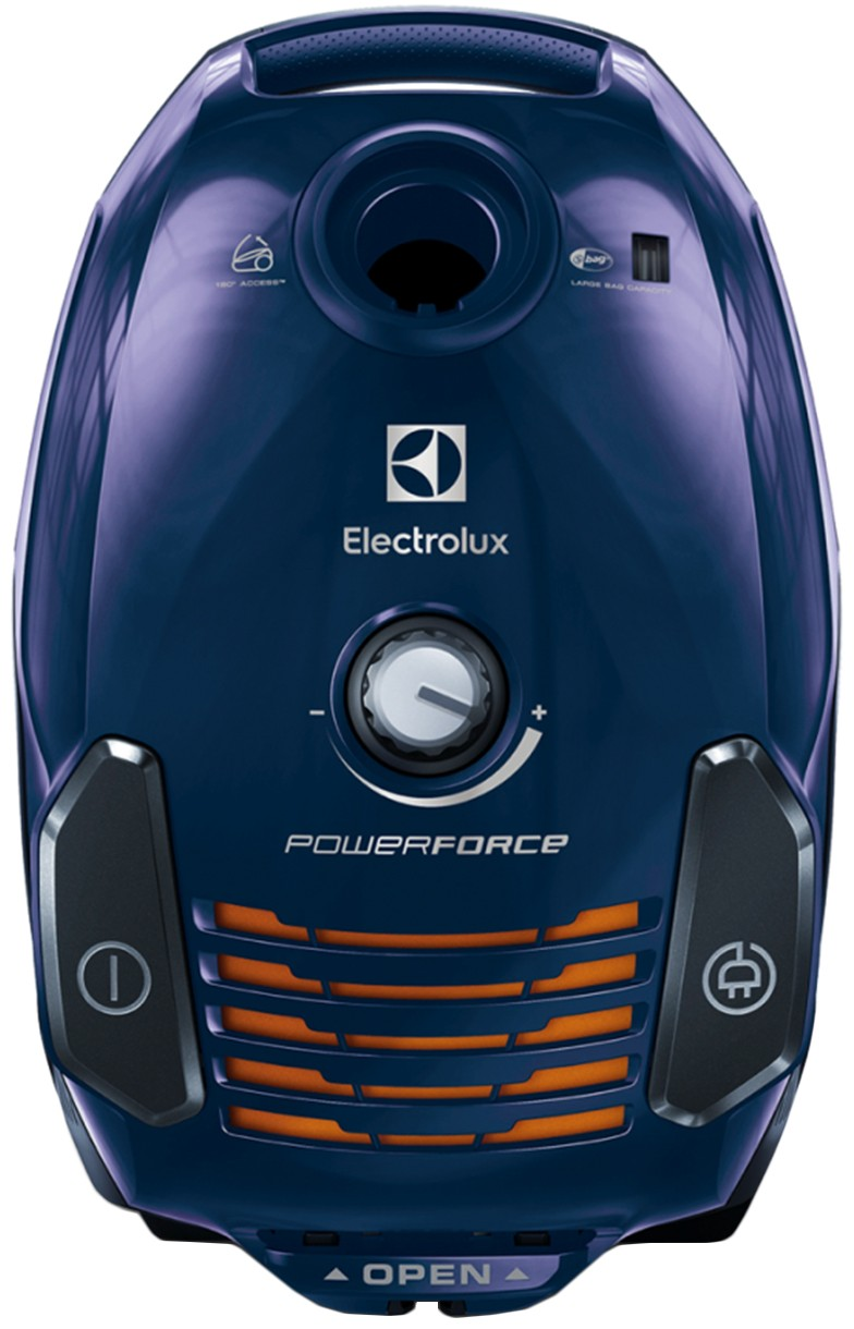 PF1TURBO : Electrolux PowerForce Turbo støvsuger