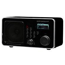 PINELL DAB+/FM/SPOTIFY RADIO BLACK