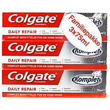 Colgate toothpaste complete Daily Repair 3 pk