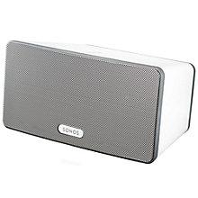 Sonos PLAY:3 hvid