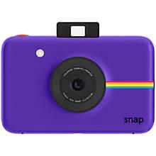 Polaroid Snap Purple