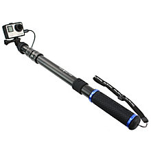 PowerPole for GoPro with Battery