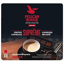 Pelican Rouge Supreme kaffekapsler