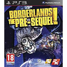 PS3-BORDERLANDS THE PRE-SEQUEL
