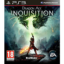 PS3-DRAGON AGE 3: INQUISITION_