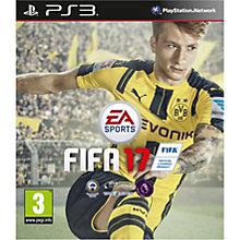 FIFA 17 - PS3 - Nordisk version