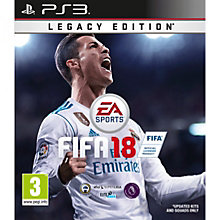 PS3-FIFA 18