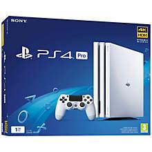 PlayStation 4 Pro 1 TB (hvid)