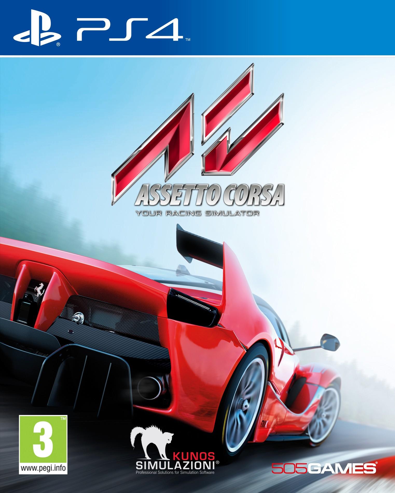 PS4ASSETOCO : Assetto Corsa (PS4)