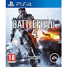 PS4-BATTLEFIELD 4