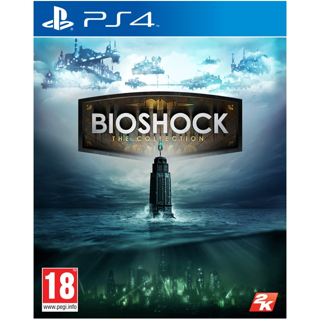 PS4BIOSHCOLL : BioShock: The Collection (PS4)
