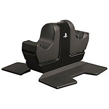 PS4 CHARGING DOCK W/AC ADAPTOR &CHARGING CABLE