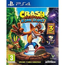 PS4-CRASH N'SANE TRILOGY