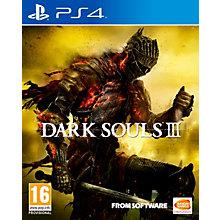 PS4-DARK SOULS III