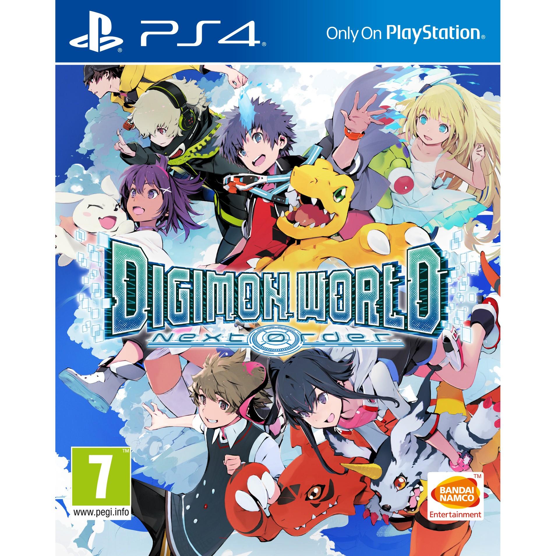 PS4DIGIMONNO : Digimon World: Next Order (PS4)