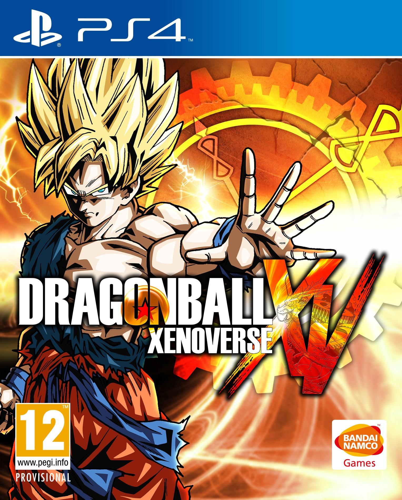 1062323 : Dragon Ball: Xenoverse (PS4)