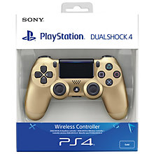 PS4-DUAL SHOCK 4 GOLD V2