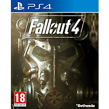 PS4-FALLOUT 4