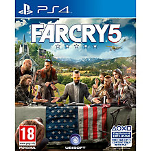 PS4-FAR CRY 5