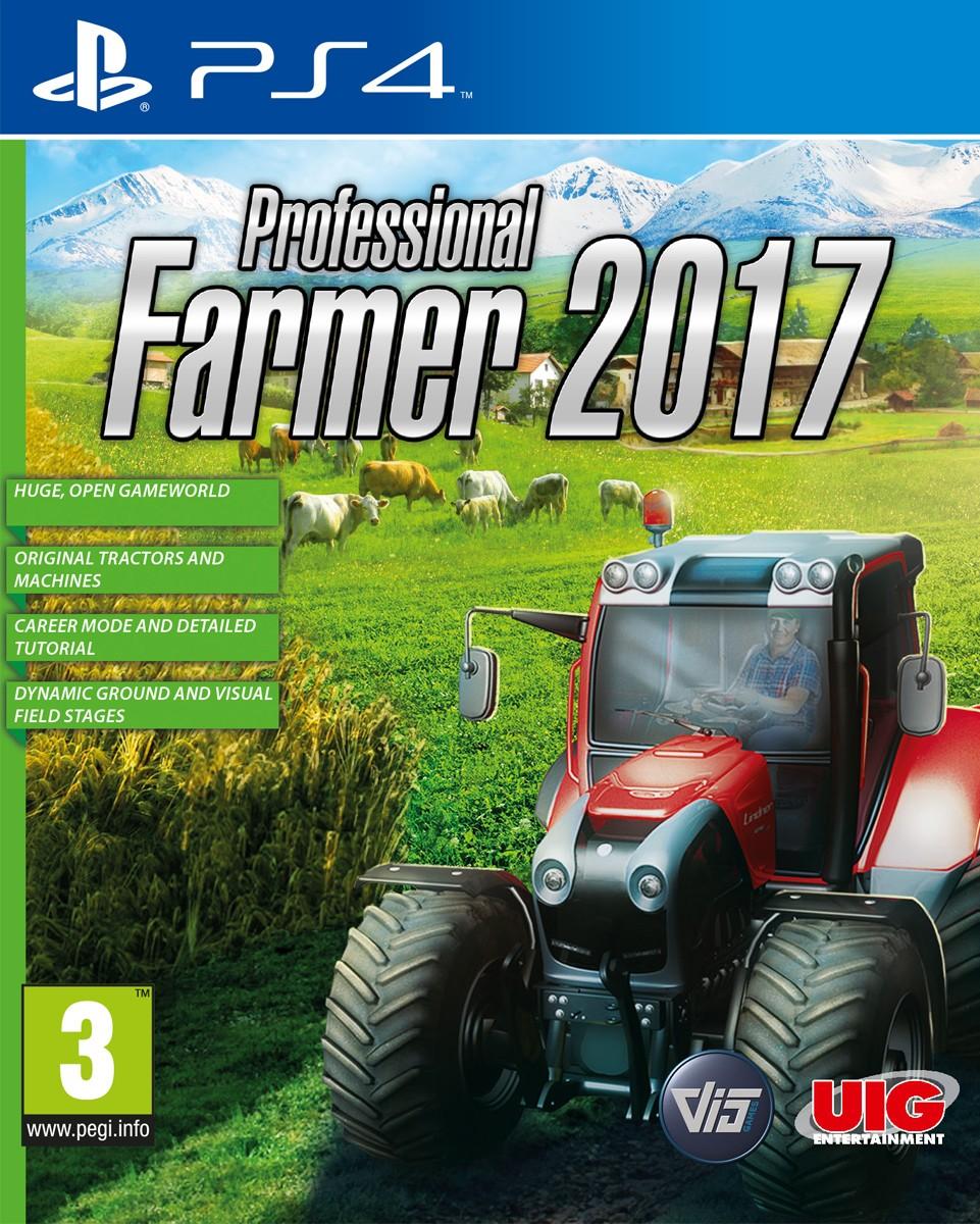 PS4FARM2017 : Professional Farming 2017 (PS4)