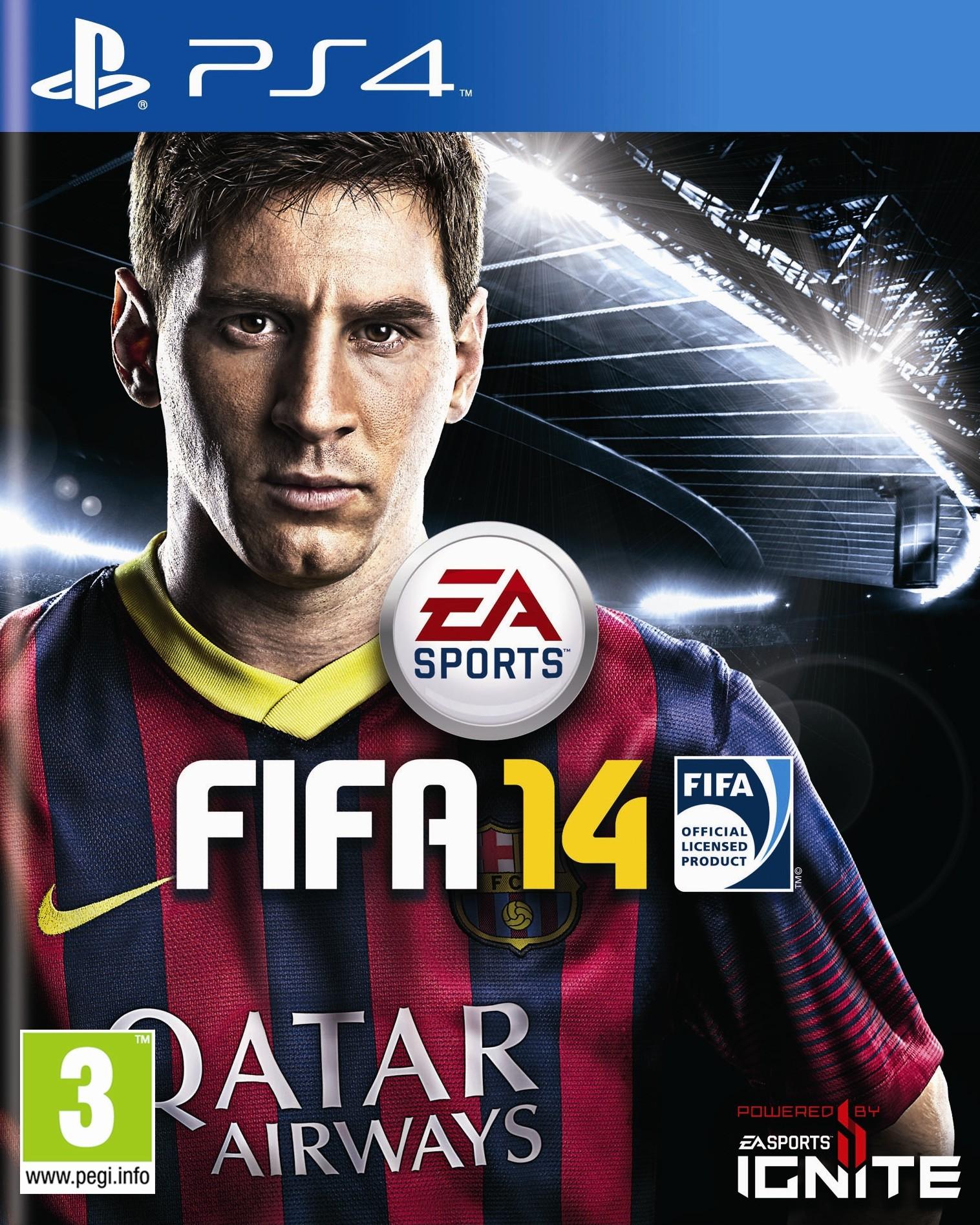 1004062 : FIFA 14 (PS4)