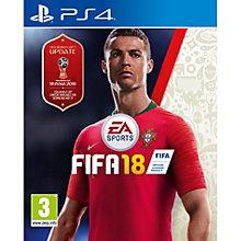 PS4-FIFA 18