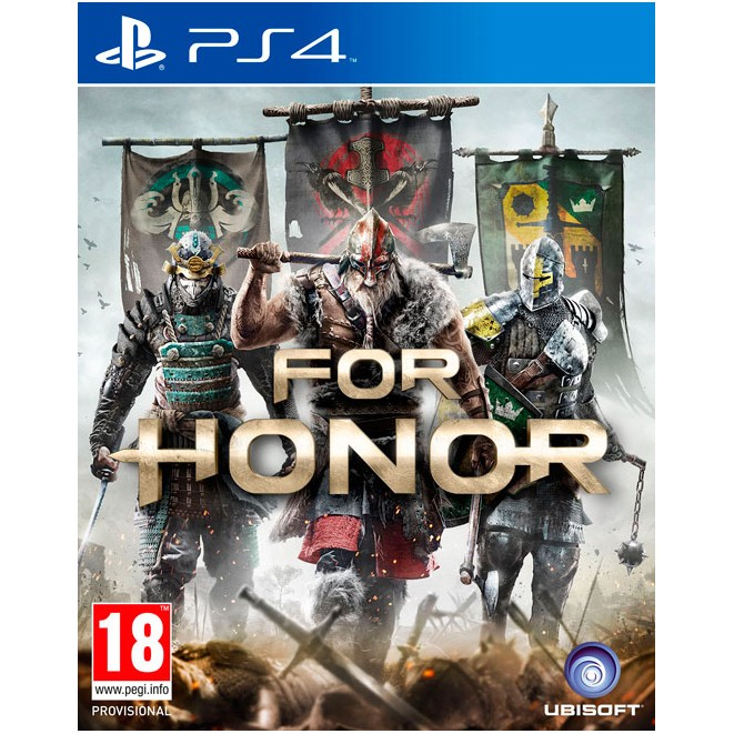 300079603 : For Honor (PS4)