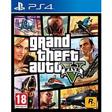 PS4-GTA 5