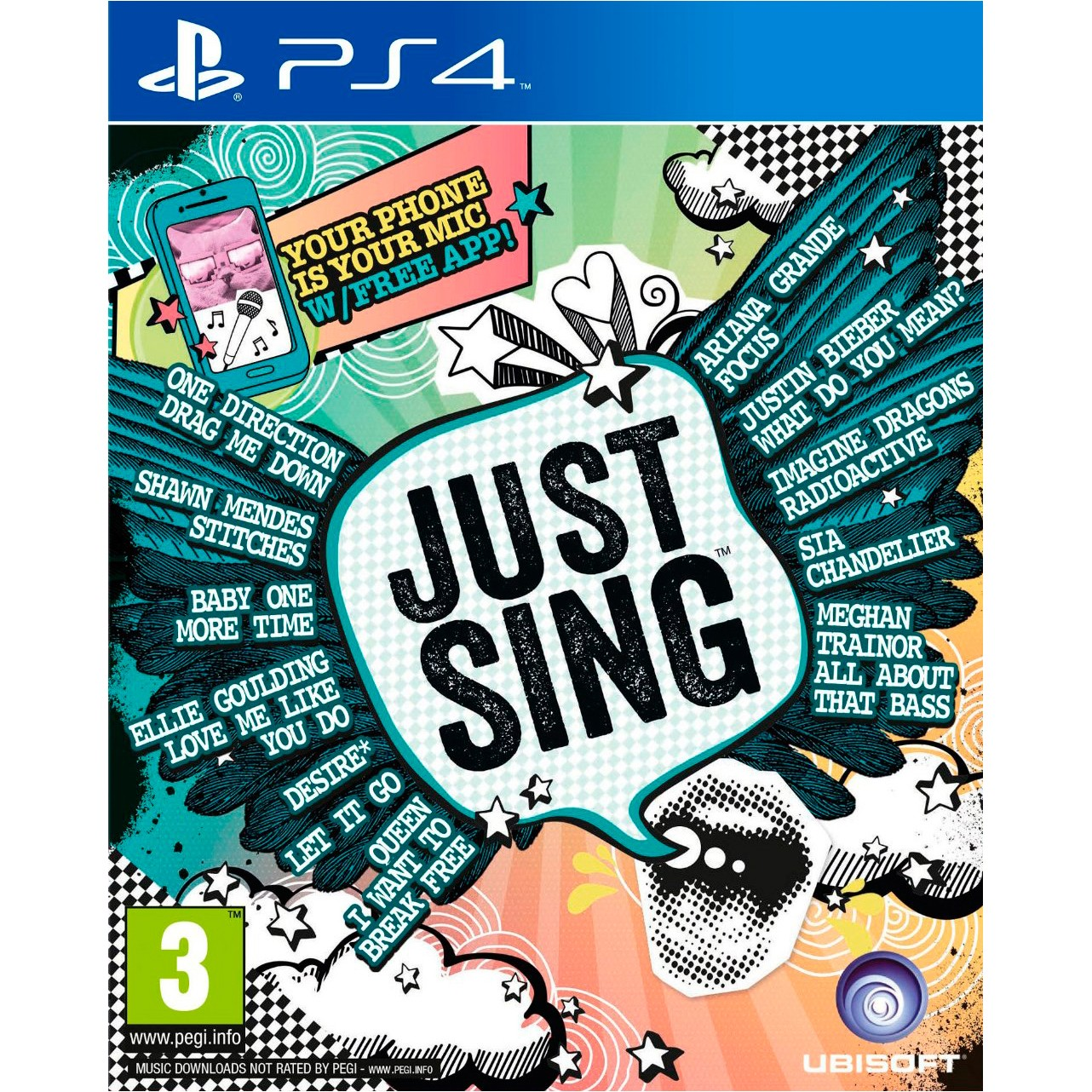 300082226 : Just Sing (PS4)