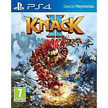 PS4-KNACK 2