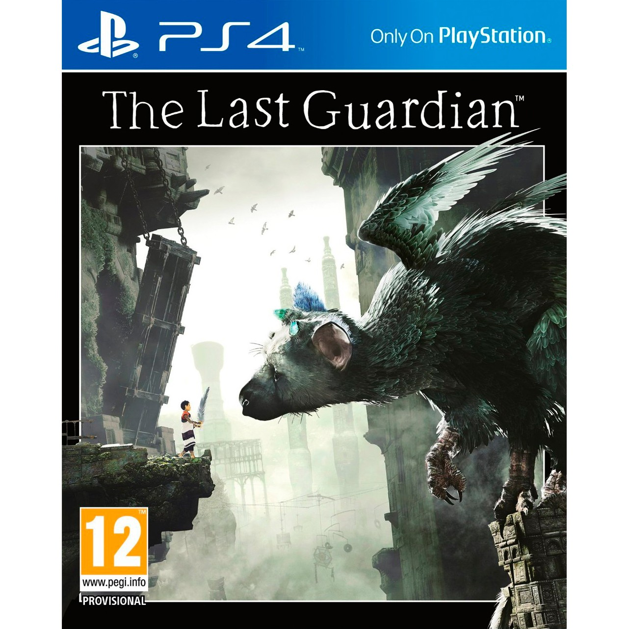 1004555 : The Last Guardian (PS4)
