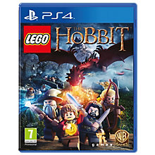 PS4-LEGO THE HOBBIT