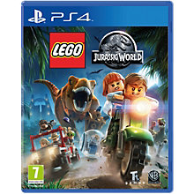 PS4-LEGO JURASSIC WORLD