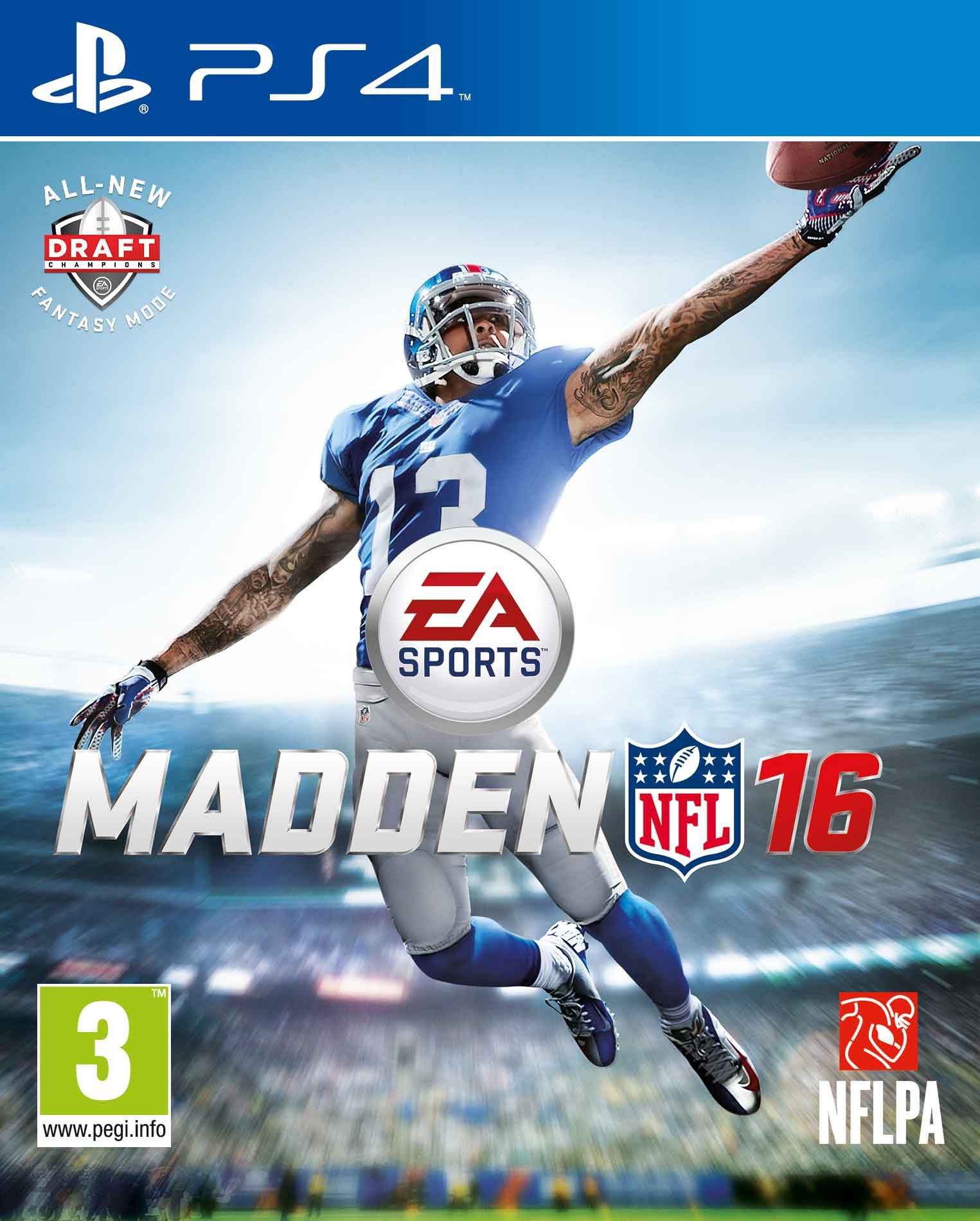 1024194 : Madden NFL 16 (PS4)