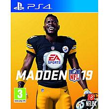 PS4-MADDEN 19
