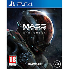 PS4-MASS EFFECT: ANDROMEDA