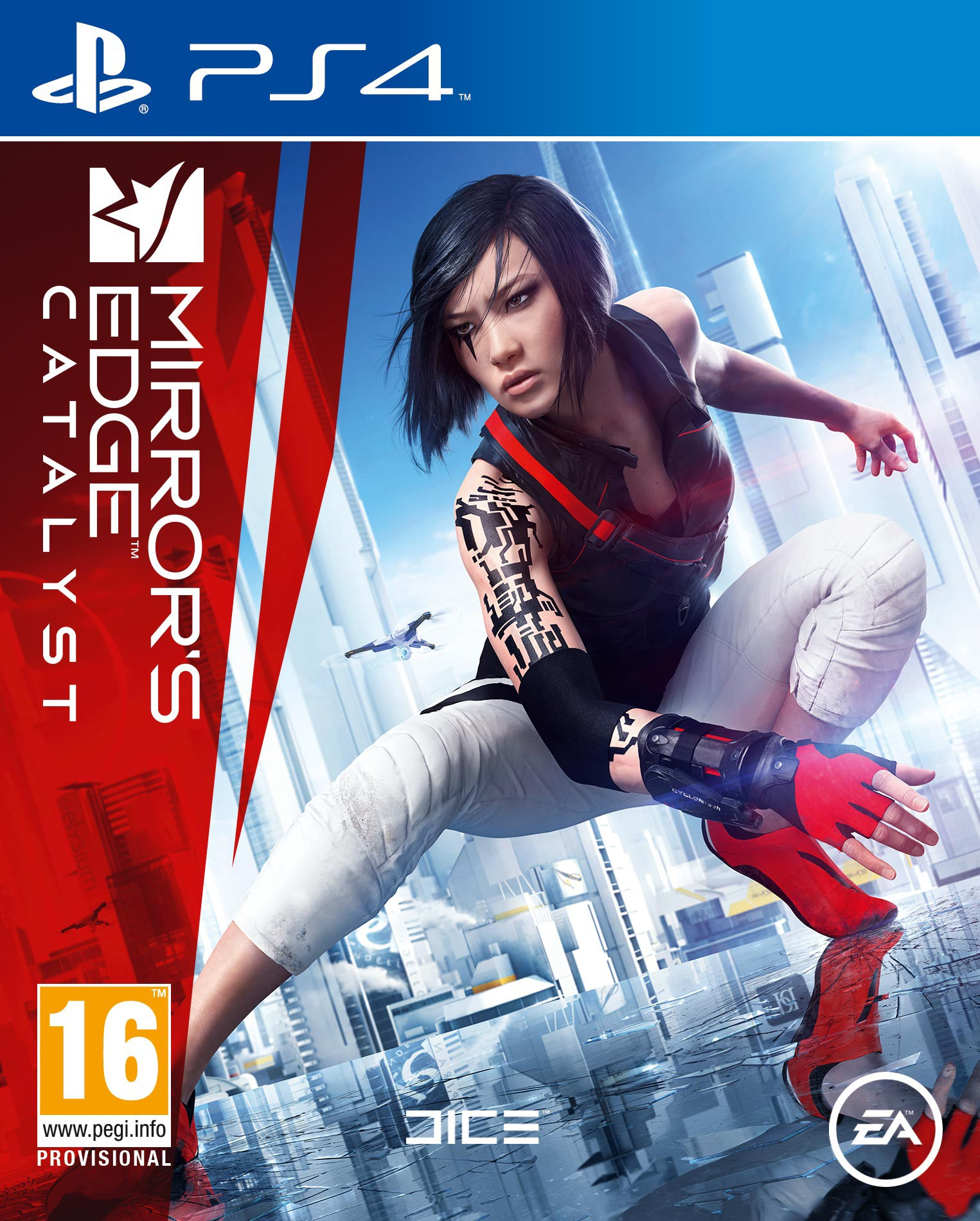 1026519 : Mirror's Edge Catalyst (PS4)
