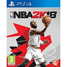 PS4-NBA 2K18