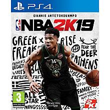 PS4-NBA 2K19