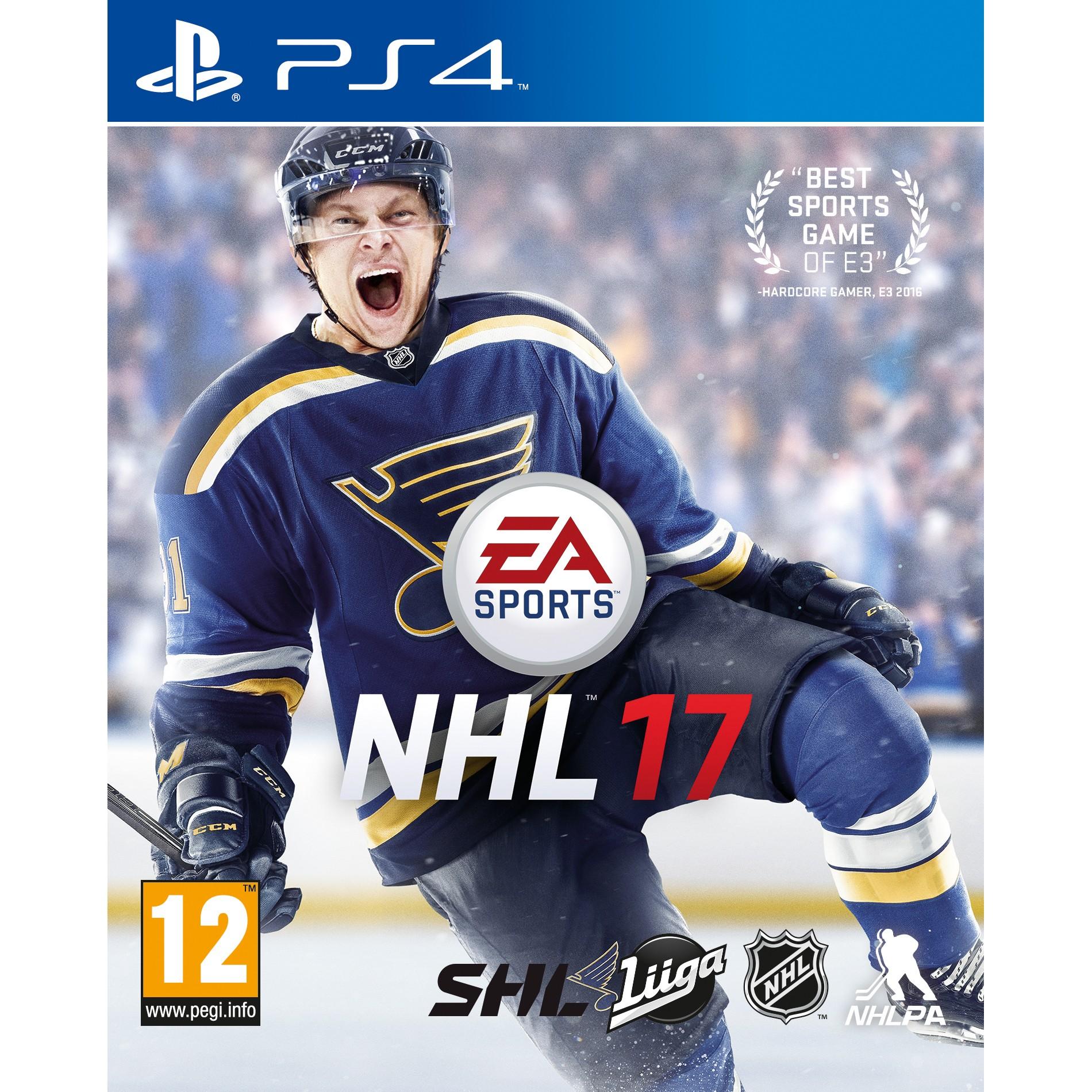 1026553 : NHL 17 (PS4)