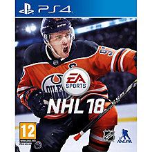 PS4-NHL 18
