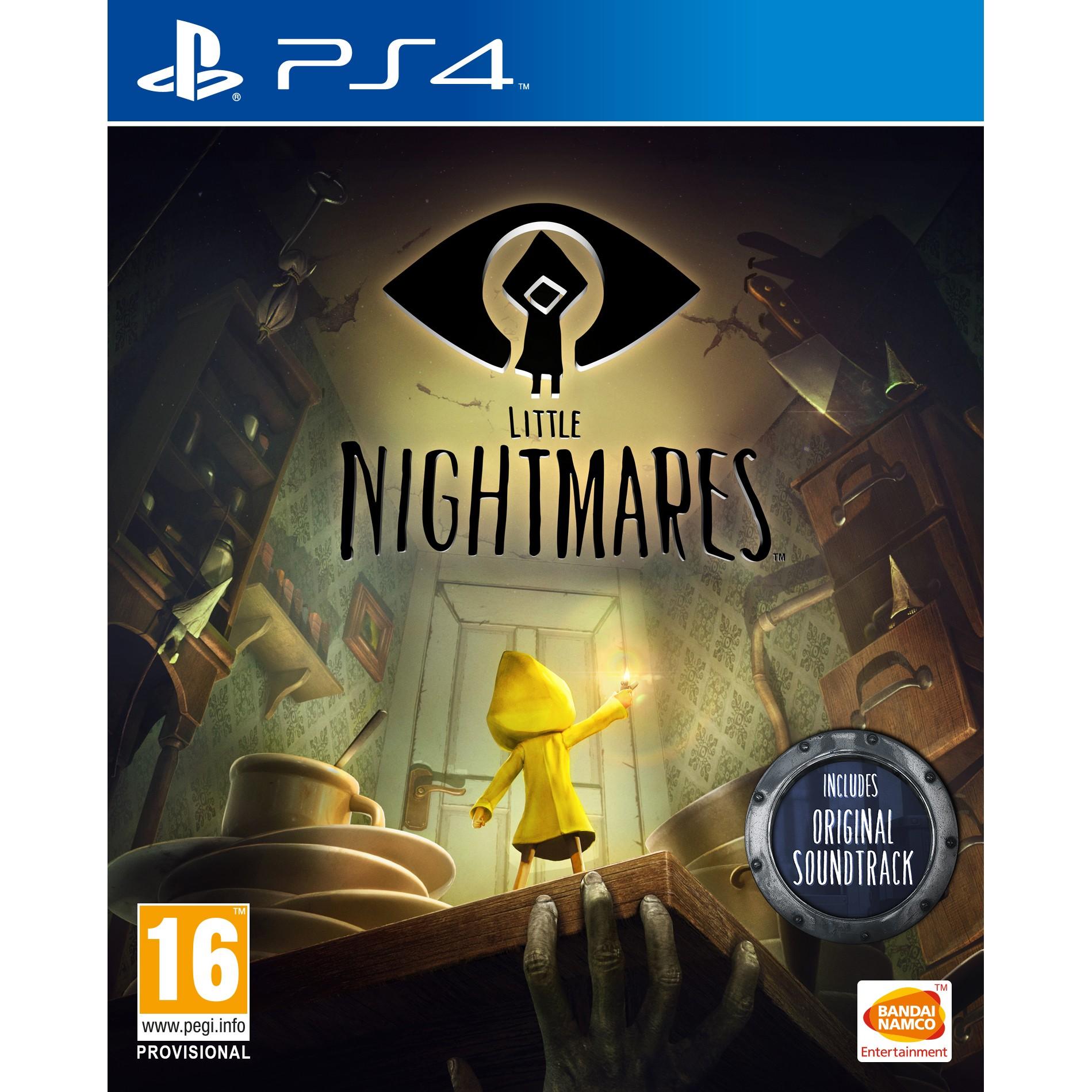 112341 : Little Nightmares (PS4)