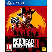 PS4-RED DEAD REDEMPTION 2