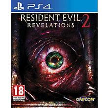 PS4-RESIDENT EVIL REVELATIONS 2