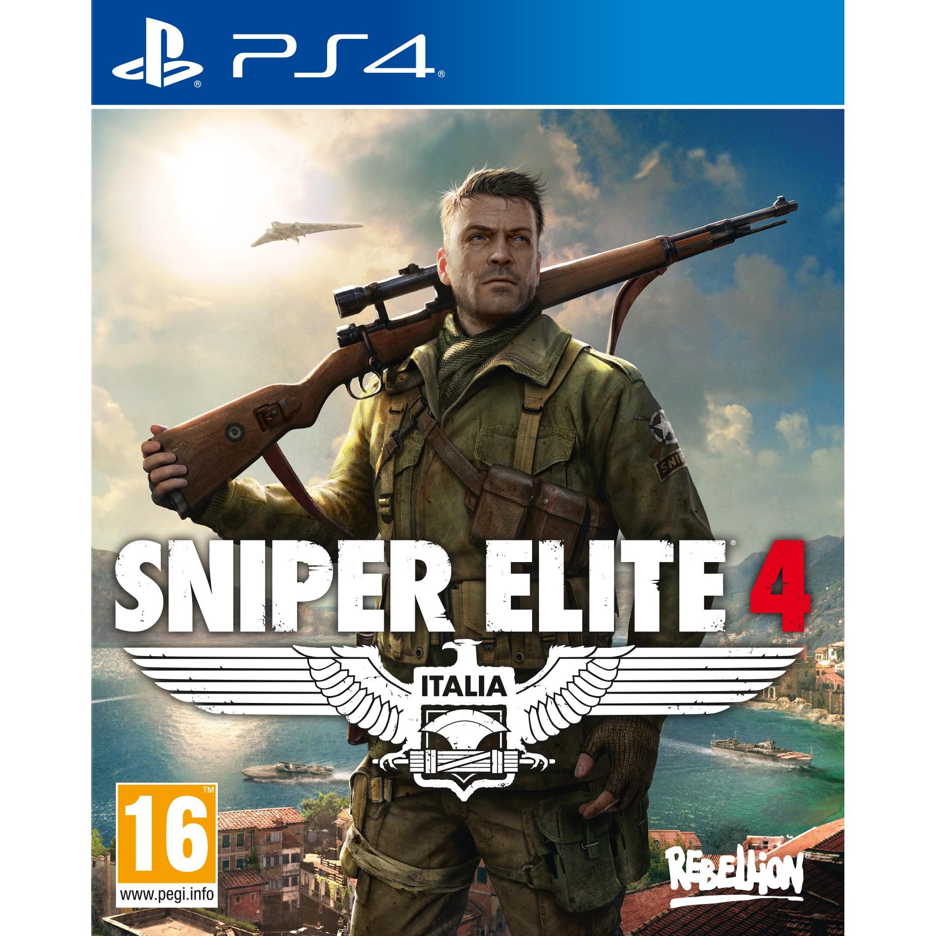 SO5073 : Sniper Elite 4 (PS4)